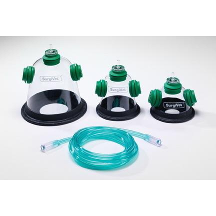 SurgiVet Recovery Oxygen Masks, Canine/Feline