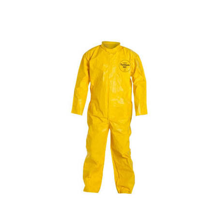 Tychem QC Coveralls