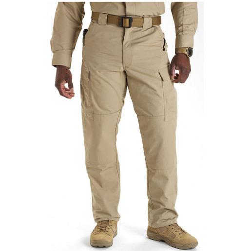 5.11 Pants, TDU, Poly/Cotton Ripstop - Khaki