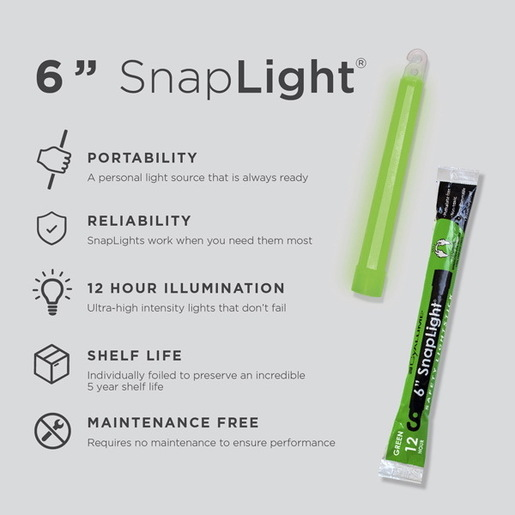 SnapLight Lightsticks