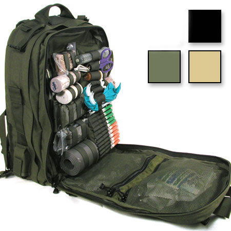 STOMP II Medical Backpacks