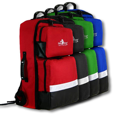 BLS Backpacks, Slim Profile