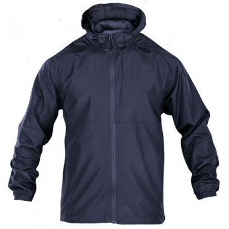 5.11 Men's Packable Operator Jacket, Dark Navy