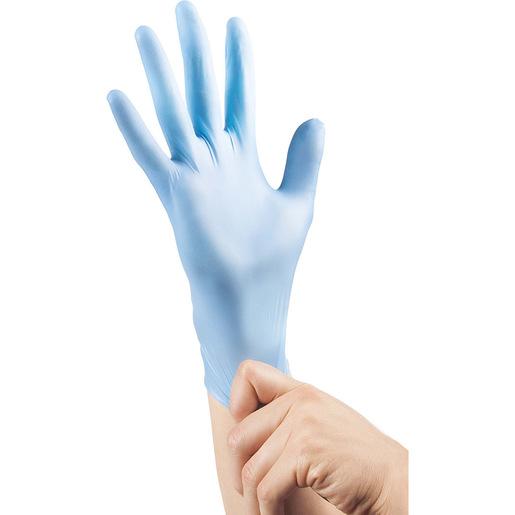 Curaplex® TritonGrip VL™ Gloves, Light Blue, 300/bx
