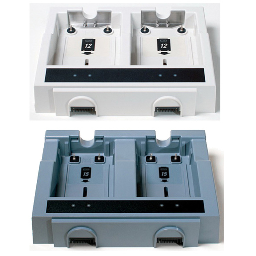 LifePak® Adapter Trays, Redi-Charge Chargers