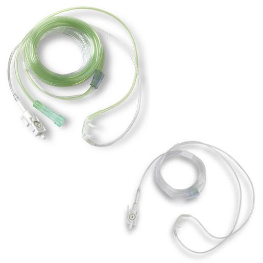 Sidestream Nasal CO2 Cannulas