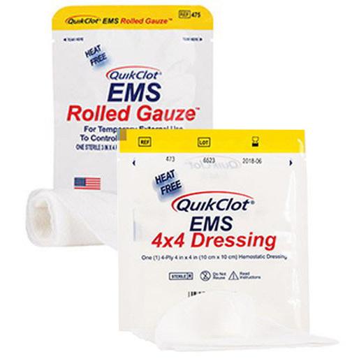 QuikClot EMS Gauze