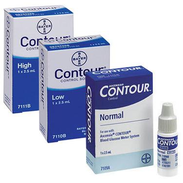 Contour Glucose Control Solution