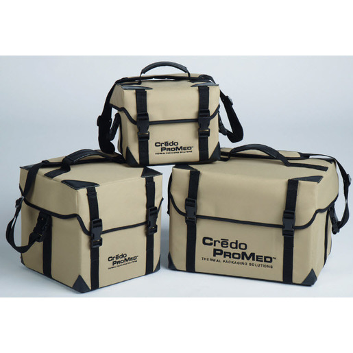 Crēdo ProMed™ Thermally Protected Medical Transporters