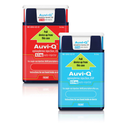 Auvi-Q (Epinephrine Auto-Injector)