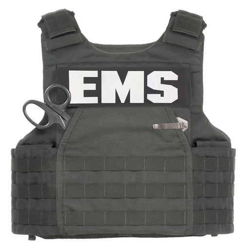 Hard Core FE Molle Armor Carriers