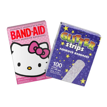 Adhesive Bandages for Children