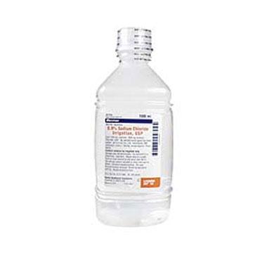 Irrigation Solution Bottles & Supplies