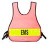 R&B Orange Safety Vest, Communications