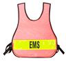 R&B Orange Safety Vest, Treatment