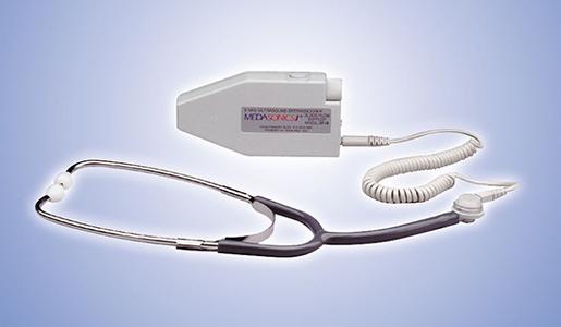 MedaSonics<sup>®</sup> Blood Flow Doppler