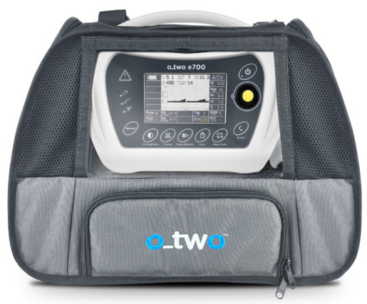 O-Two<sup>™</sup> Carry Case for eSeries Automatic Transport Ventilator