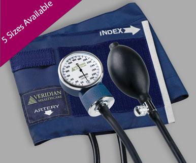 Veridian Latex-free Sphygmomanometer, Pediatric