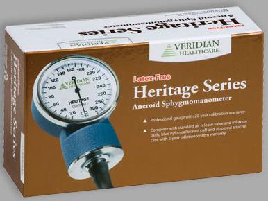 Veridian Latex-free Sphygmomanometer
