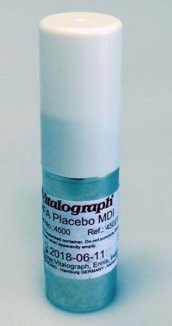 Metered Dose Inhaler (MDI), Placebo