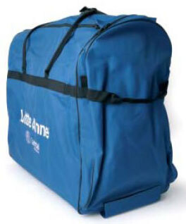 Laerdal Soft Bag Carry Case for Little Anne, 4-pack