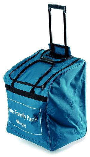 Laerdal Soft Bag Carry Case for Little Anne, Family Pack