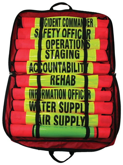 R&B Fire Command Vest Set