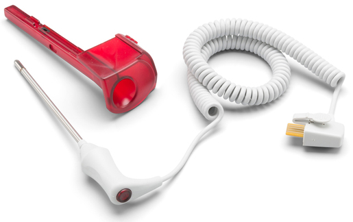 Welch Allyn SureTemp<sup>®</sup> Plus Probe and Well Kit For 690/692 Thermometer, 4' Rectal