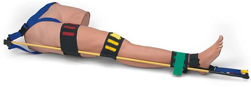 Simulaids Traction Splint Trainer