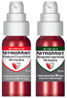 NitroMist<sup>&reg;</sup> Nitroglycerin Lingual Aerosol 400 mcg/spray, 4.1g Bottle, 90 Metered Doses