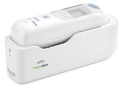 Welch Allyn Braun ThermoScan<sup>®</sup> PRO 6000 Ear Thermometer