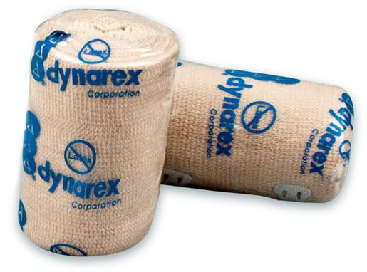 Dynarex<sup>®</sup> Elastic Bandages, 3&rdquo; x 4 1/2yd