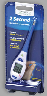 Veridian<sup>®</sup> 2-second Digital Thermometer