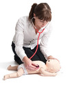 Laerdal ALS Baby Manikin, With HeartSim 200