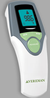 Veridian<sup>®</sup> Touch-free Infrared Thermometer