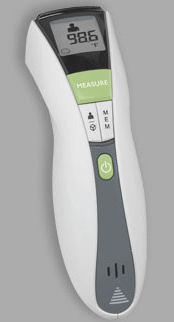 Veridian<sup>&reg;</sup> Non-contact Infrared Forehead Thermometer
