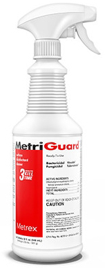MetriGuard<sup>®</sup> Surface Disinfectant Cleaner Spray, 32oz