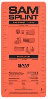 SAM<sup>®</sup> Splint 4 1/4&rdquo; x 9&rdquo;, Wrist, Flat