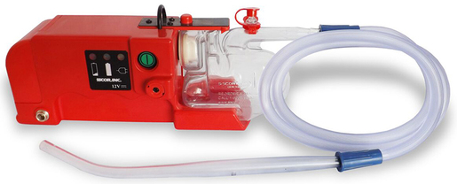 SSCOR Quickdraw<sup>®</sup> Portable Suction Unit Replacement Parts