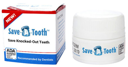 Save-A-Tooth<sup>™</sup> Emergency Tooth Preserving System