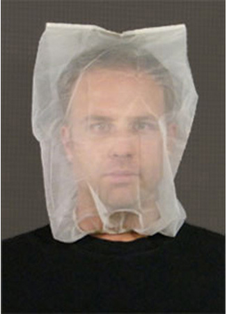 Spit Sock Face Cover, Latex-Free