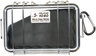 Pelican<sup>™</sup> 1040 Micro Case, Clear with Black Liner