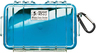 Pelican<sup>™</sup> 1040 Micro Case, Clear with Blue Liner