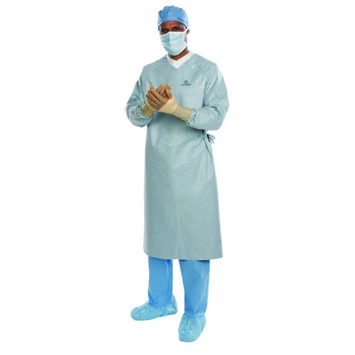 AERO CHROME Breathable Performance Surgical Gowns