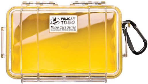 Pelican<sup>™</sup> 1050 Micro Clear Case with Liner