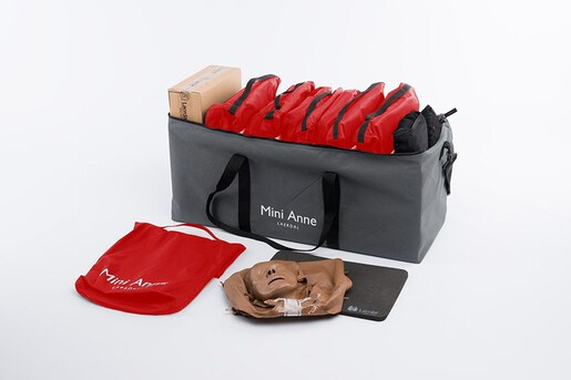 Laerdal Mini Anne<sup>®</sup> Plus Kit