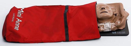 Laerdal Mini Anne<sup>®</sup> Plus with Pump Bag, Single