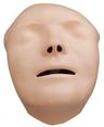 Laerdal Face, Mini Anne<sup>®</sup> Plus Compatible, Light Skin, 5/pk