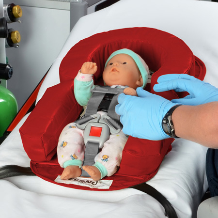 Ferno<sup>®</sup> Neo Mate Pediatric Restraint System