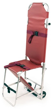 Ferno<sup>®</sup> 107-B4 Combination Stretcher Chair with 4 Wheels